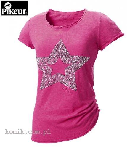 Koszulka Pikeur FELIPA - pink
