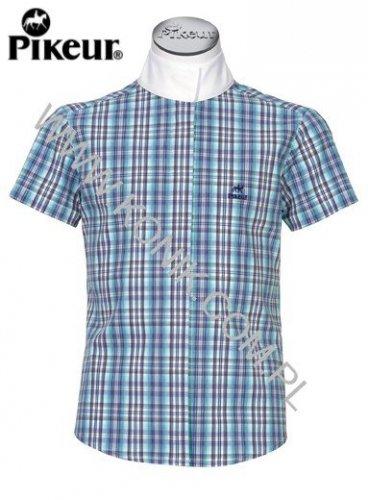 Koszula konkursowa PIKEUR junior kratka