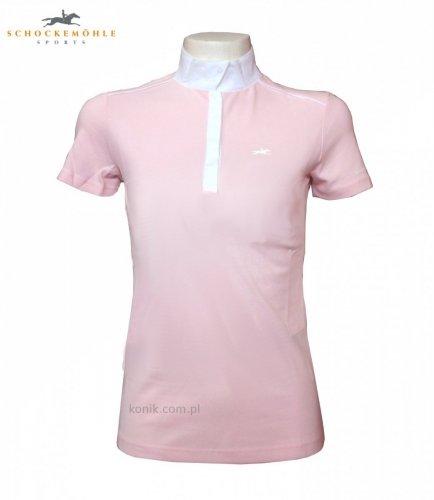 Koszulka konkursowa Schockemohle ALICIA - rose