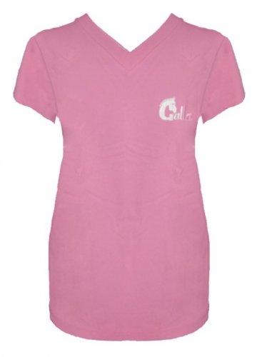 Koszulka funkcyjna damska - Galla - różowy