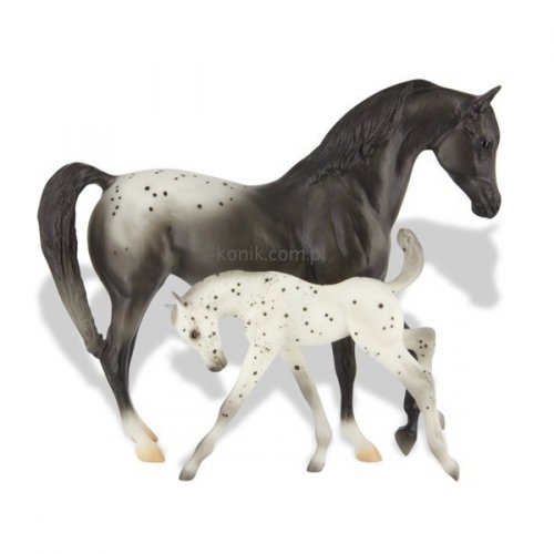 Koń ze źrebakiem - BREYER