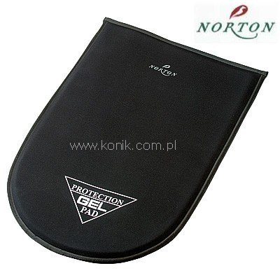 Żel pod siodło - Norton