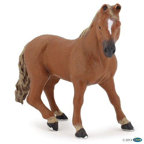 Figurkakoń AMERICAN QUARTER HORSE - PAPO