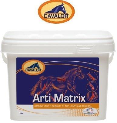 Suplement na poprawę kondycji kości i stawów ARTI MATRIX 900g (60 saszetek) - Cavalor