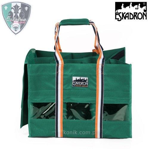 Torba na bandaże Eskadron z kolekcji CLASSIC SPORTS wiosna-lato 2015 - smaragdgreen