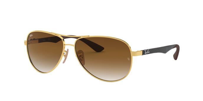 Okulary przeciwsłoneczne Męskie Ray Ban RB8313 (58 Ceny i