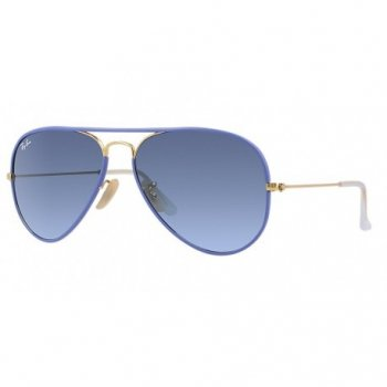 OKULARY RAY-BAN® AVIATOR FULL COLOUR 3025JM 001/4M (55)