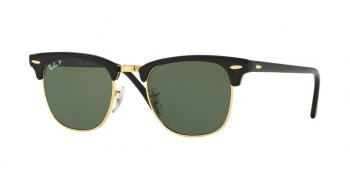OKULARY RAY-BAN® CLUBMASTER  RB 3016 901/58 51