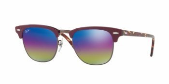 OKULARY RAY-BAN® CLUBMASTER  RB 3016 1222C2 51