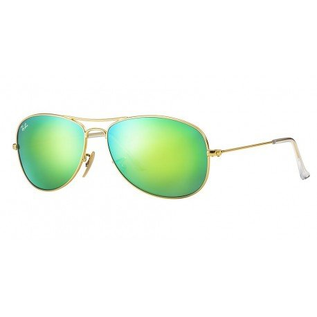 OKULARY RAY-BAN® COCKPIT 3362 112/19 (59)