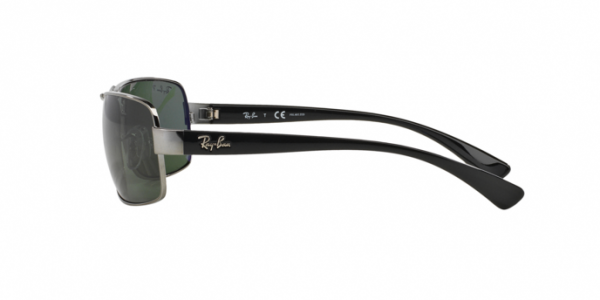 OKULARY RAY-BAN® RB 3379 004/58 64 ROZMIAR L