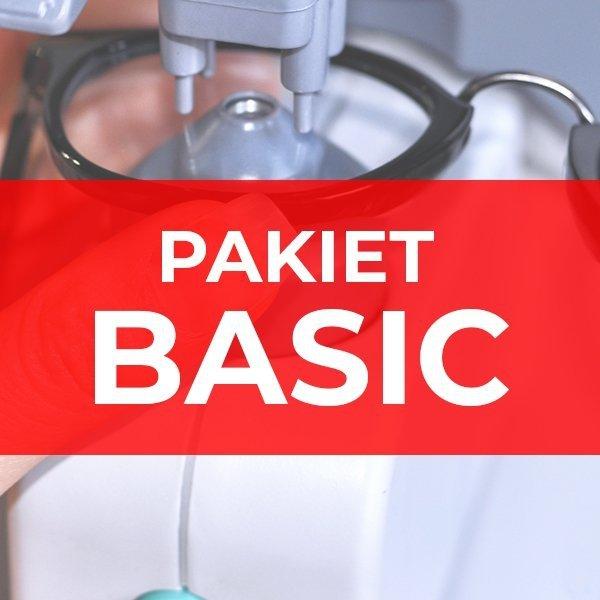 PAKIET BASIC odświeżenie okularów Ray-Ban® i inne