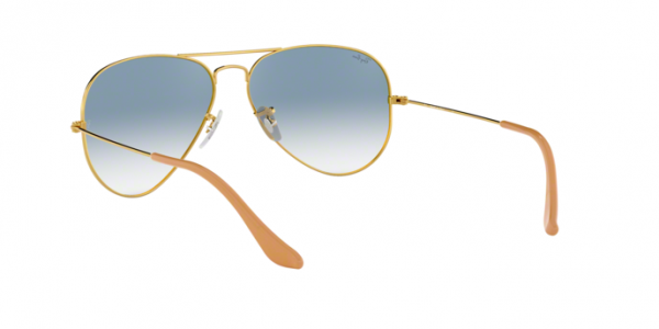 OKULARY RAY-BAN® AVIATOR  RB 3025 001/3F 58
