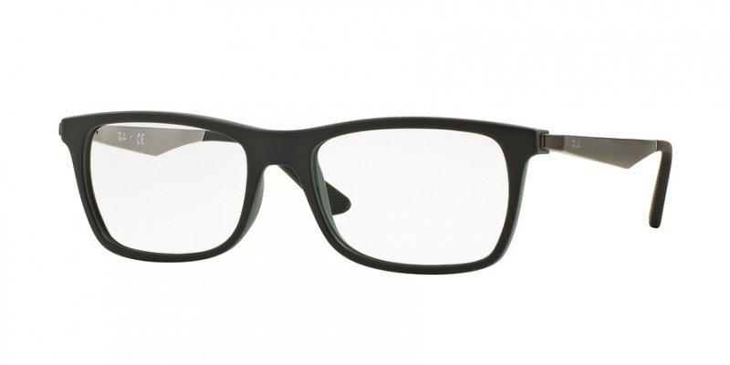OKULARY KOREKCYJNE RAY-BAN® RX 7062 5197 55 - Męskie - Okulary ... b91bc91564a4