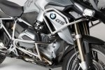 CRASHBAR/GMOL GÓRNE BMW R1200GS (13-16) STAINLESS STEEL SW-MOTECH