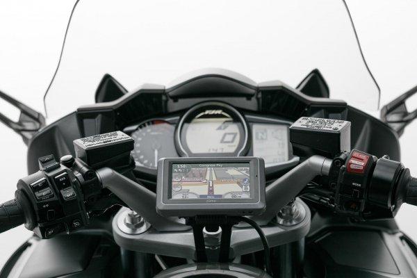 MOCOWANIE GPS Z AMORTYZACJĄ DRGAŃ YAMAHA FJR 1300 (04-) SW-MOTECH