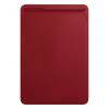 Apple Leather Sleeve - Skórzany futerał do iPad Pro 10,5 - (Product) RED (czerowny)