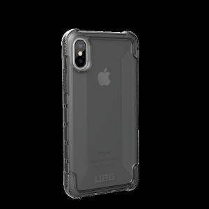 UAG Plyo - obudowa ochronna do iPhone X (czarna przeźroczysta)