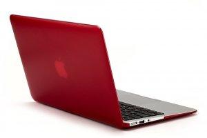 KMP Etui MacBook Air 13 - Czerwony