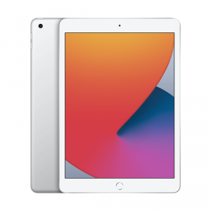 Apple iPad 8-generacji 10,2 cala / 32GB / Wi-Fi / Silver (srebrny) 2020 - nowy model