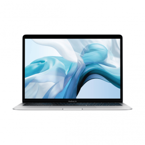 MacBook Air Retina i3 1,1GHz  / 8GB / 256GB SSD / Iris Plus Graphics / macOS / Silver (srebrny) 2020 - nowy model