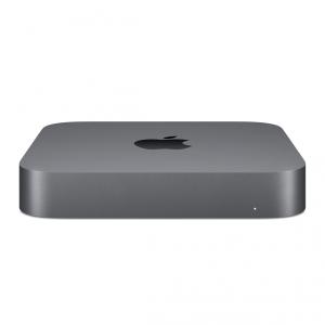 Mac mini i3 3,6GHz / 64GB / 256GB SSD / UHD Graphics 630 / macOS / Gigabit Ethernet / Space Gray (gwiezdna szarość) 2020 - nowy model