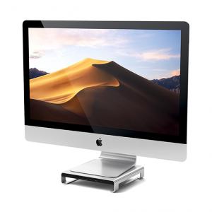 Satechi Aluminium iMac Stand HUB Silver