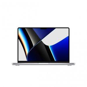 Apple MacBook Pro 14 M1 Pro 10-core CPU + 16-core GPU / 32GB RAM / 8TB SSD / Srebrny (Silver)