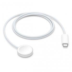 Przewód USB-C do szybkiego ładowania Apple Watch podłączany magnetycznie (1 m)