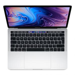 MacBook Pro 13 Retina Touch Bar i7 2,8GHz / 16GB / 2TB SSD / Iris Plus Graphics 655/ macOS / Silver (2019)