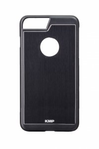 KMP Etui do iPhone 7 Plus - Czarny