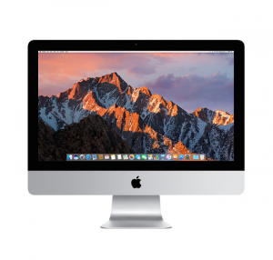 iMac 21,5 i5-7360U/16GB/1TB HDD/Iris Plus Graphics 640/macOS Sierra