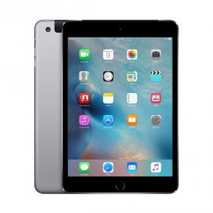 Apple iPad mini 4 Wi-Fi + LTE 128GB Space Gray (gwiezdna szarość)