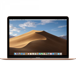Macbook 12 Retina i5-7Y54/16GB/256GB/HD Graphics 615/macOS Sierra/Gold