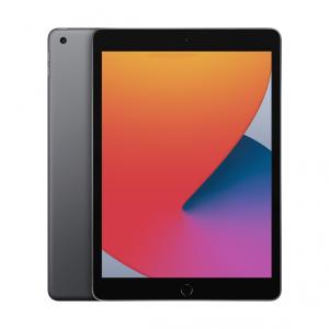 Apple iPad 8-generacji 10,2 cala / 32GB / Wi-Fi / Space Gray (gwiezdna szarość) 2020 - outlet