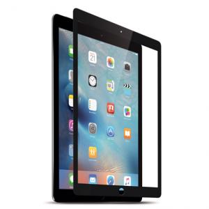 KMP Szkło ochronne na iPad Pro 9,7/Air/Air2 (czarny)