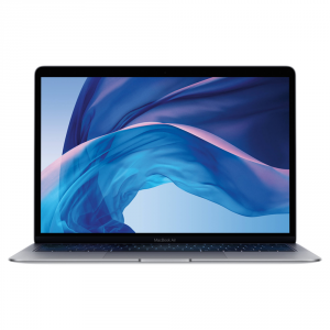 MacBook Air Retina True Tone z Touch ID i5 1.6GHz / 16GB / 256GB SSD / UHD Graphics 617 / macOS / Space Gray
