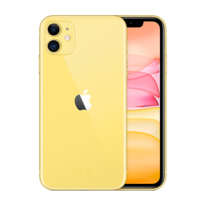 Apple iPhone 11 256GB Yellow (żółty)
