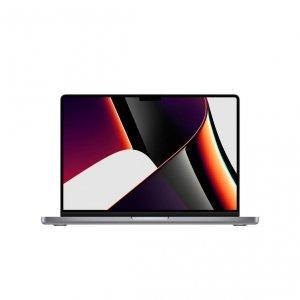 Apple MacBook Pro 14 M1 Pro 10-core CPU + 16-core GPU / 32GB RAM / 2TB SSD / Gwiezdna szarość (Space Gray)