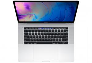 MacBook Pro 15 Retina True Tone i9-8950HK / 32GB / 2TB SSD / Radeon Pro 560X / macOS / Silver