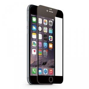 KMP Szkło ochronne na iPhone 6S Plus/6 Plus (czarny)