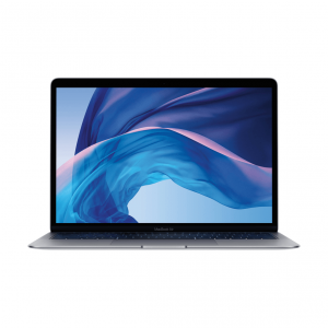 MacBook Air Retina i3 1,1GHz  / 8GB / 256GB SSD / Iris Plus Graphics / macOS / Space Gray (gwiezdna szarość) 2020 - outlet