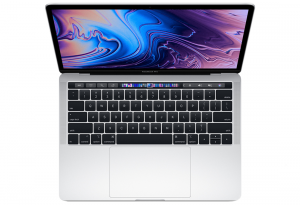 MacBook Pro 13 Retina True Tone i7-8559U / 16GB / 256GB SSD / Iris Plus Graphics 655/ macOS / Silver