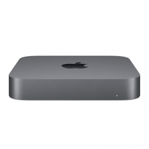Mac mini i7 3,2GHz / 16GB / 256GB SSD / UHD Graphics 630 / macOS / Gigabit Ethernet / Space Gray (gwiezdna szarość) 2020 - nowy model