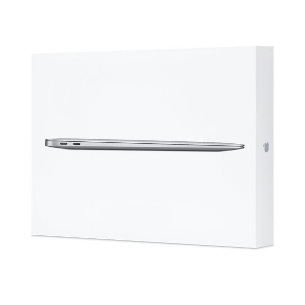 MacBook Air z Procesorem Apple M1 - 8-core CPU + 7-core GPU /  16GB RAM / 256GB SSD / 2 x Thunderbolt / Silver