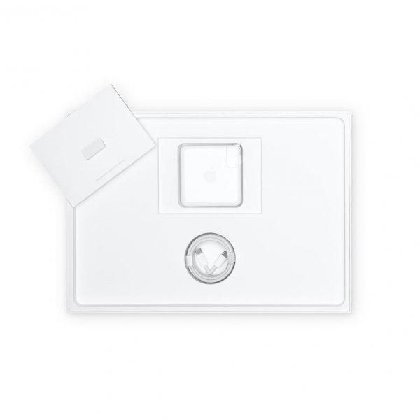 MacBook Pro 16 Retina Touch Bar i7-9750H / 32GB / 4TB SSD / Radeon Pro 5300M 4GB / macOS / Silver (srebrny)
