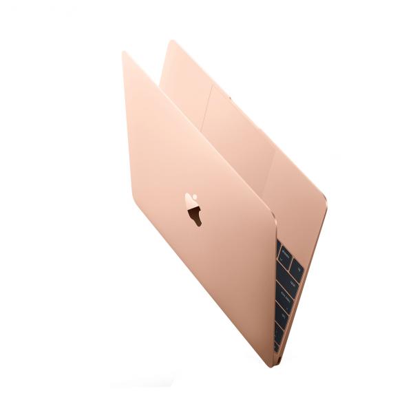 Macbook 12 Retina i5-7Y54 / 8GB / 512GB / HD Graphics 615 / macOS / Gold (złoty)