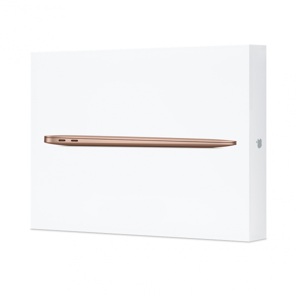 MacBook Air Retina i5 1,1GHz  / 16GB / 256GB SSD / Iris Plus Graphics / macOS / Gold (złoty) 2020 - nowy model