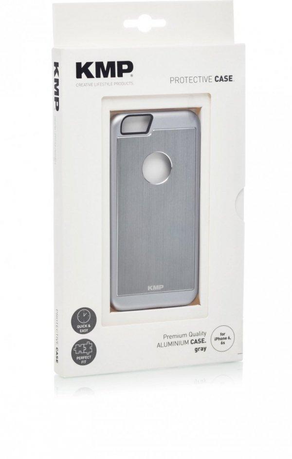 KMP Etui do iPhone 6S/6 - Szary