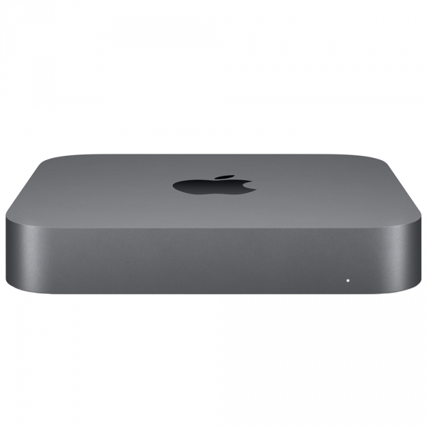 Mac mini i7-8700 / 8GB / 256GB SSD / UHD Graphics 630 / macOS / Gigabit Ethernet / Space Gray